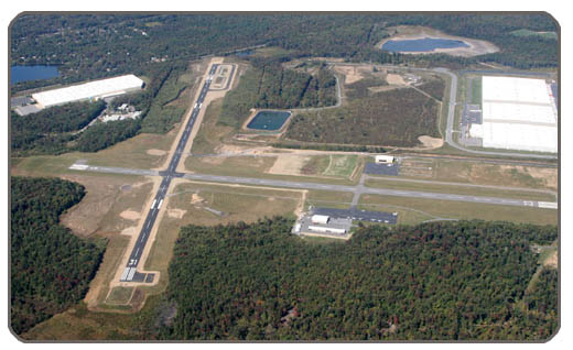 Pocono Mountains Airport